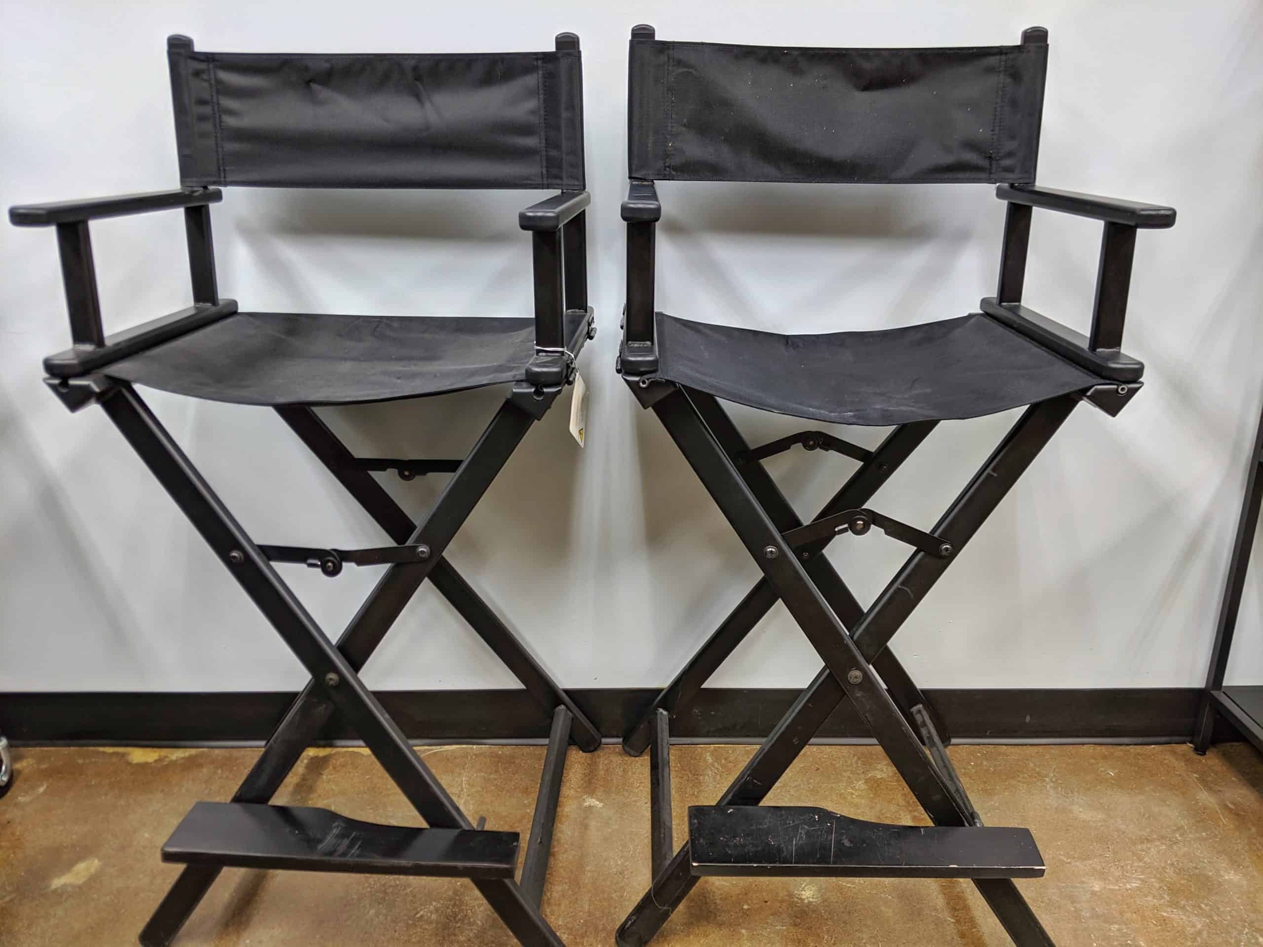 Makeup Chair Rental scaled