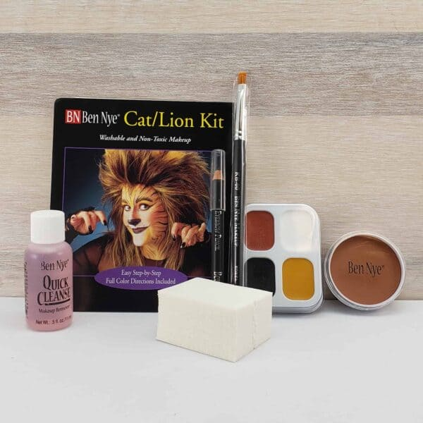Ben Nye Cat / Lion Makeup Kit