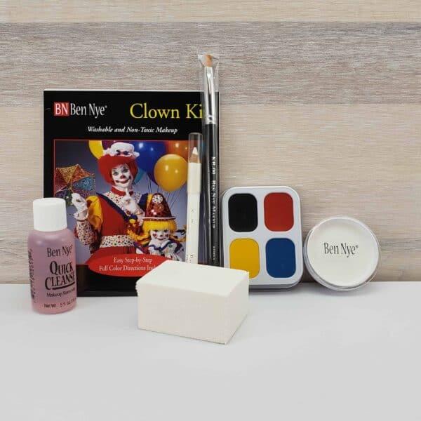 Ben Nye Clown Makeup Kit