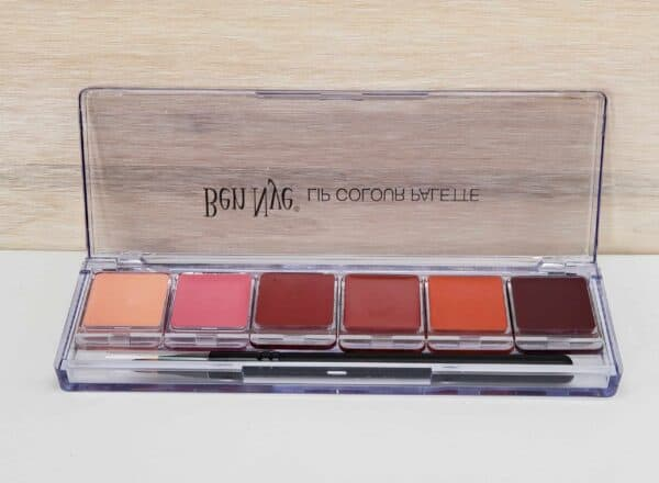 Lip Color Palette Fashion scaled