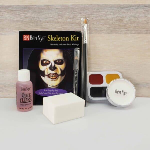 Ben Nye Skeleton Makeup Kit