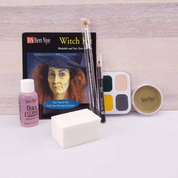 Ben Nye Witch Makeup Kit