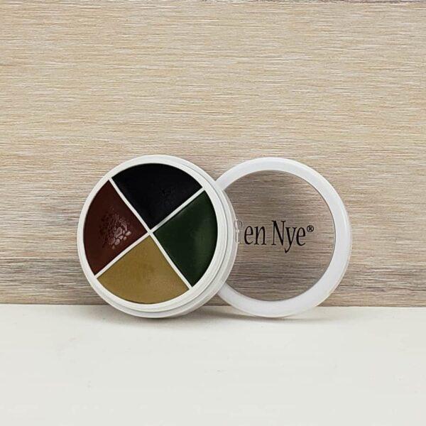 Ben Nye FX Color Wheel - Camouflage