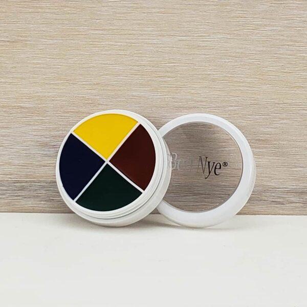 FX Color Wheel CK 3 Cuts Bruises edit