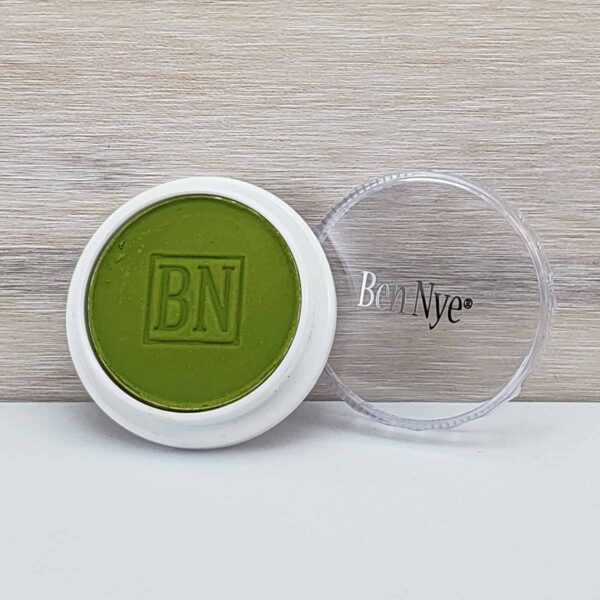 Ben Nye MagiCake FX Sallow Green CFX 11 edit