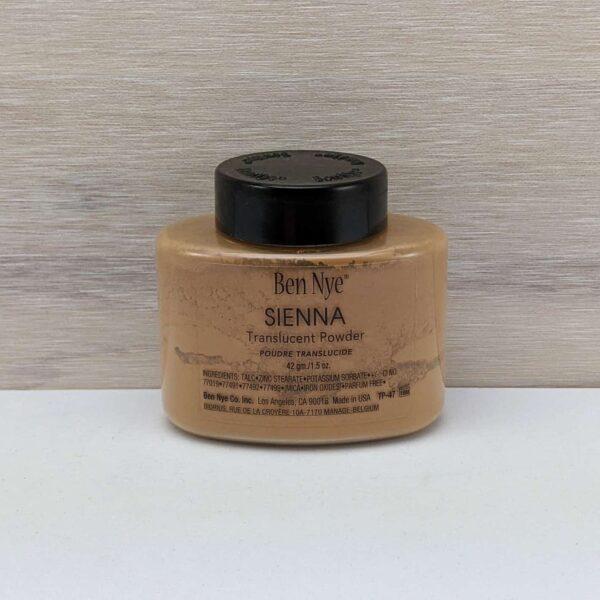Ben Nye Translucent Powder Sienna 1.5oz