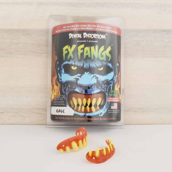 Dental Distortions Gaul FX Fangs 2.0