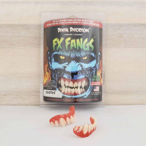 Dental Distortions Lucius FX Fangs 2.0
