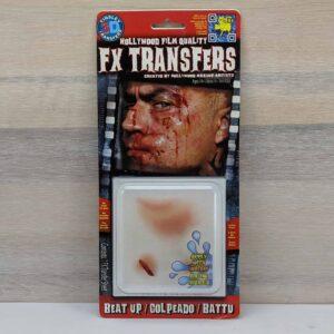 Tinsley 3D Transfers Beat Up