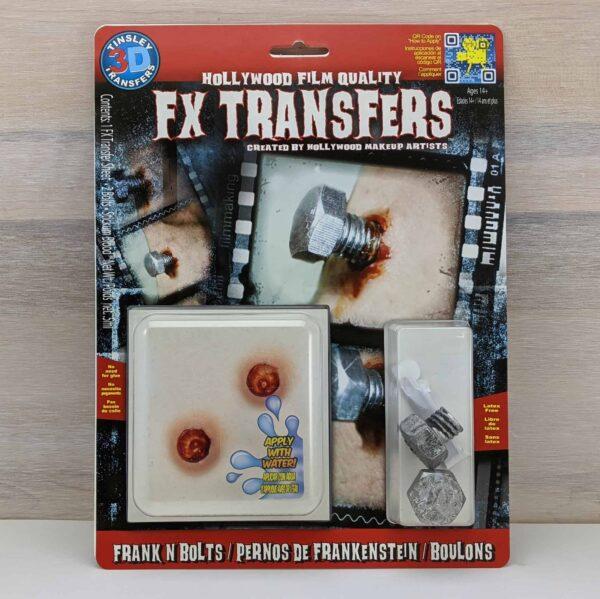 Tinsley 3D Transfers Frank N Bolts