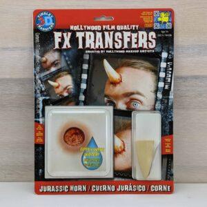 Tinsley 3D Transfers Jurassic Horn