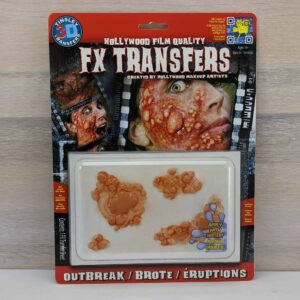 Tinsley 3D Transfers Outbreak