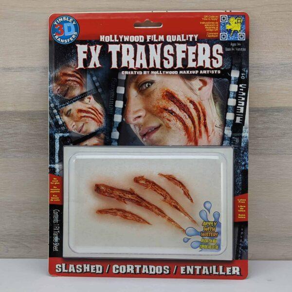 Tinsley 3D Transfers Slashed