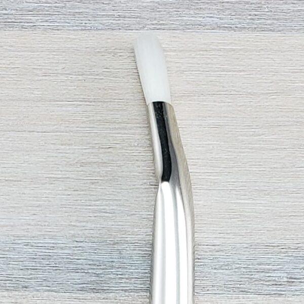 123X Large Bent Glue side veiw