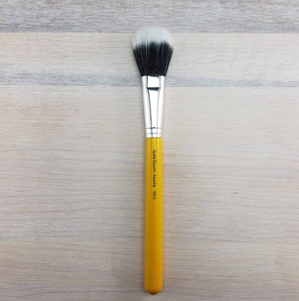 Bdellium Studio 965 Duet Fiber Blusher Brush
