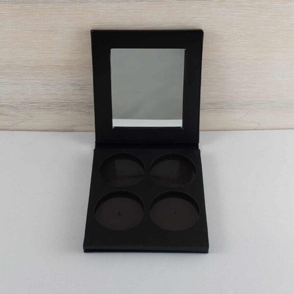 Monda Magnetic Palette - 4 Large Pans