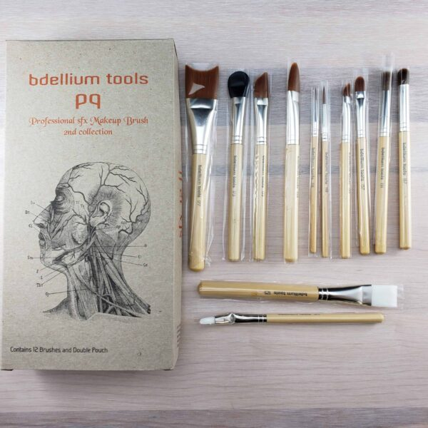 Bdellium SFX 12pc. Brush Set (2nd Collection)