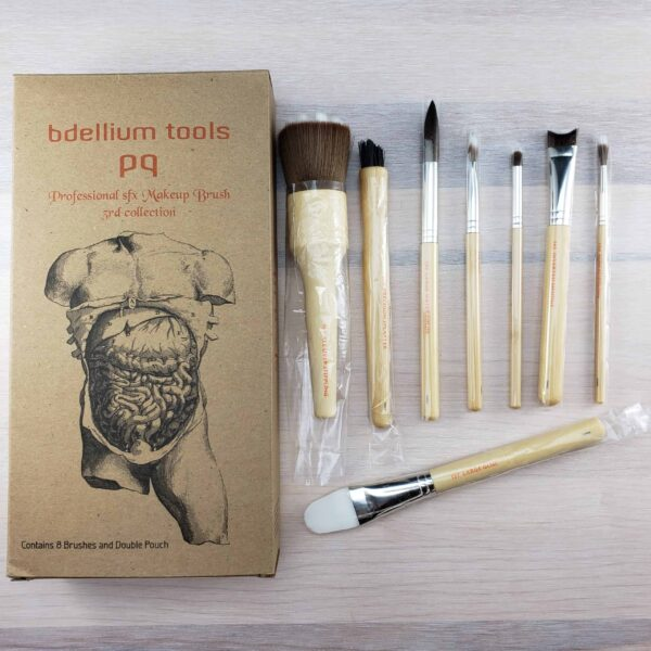 SFX 8pc. Brush Set 3rd Collection scaled