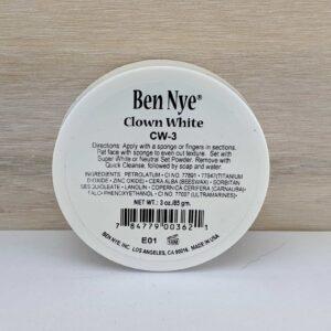 Ben Nye Clown White 3oz
