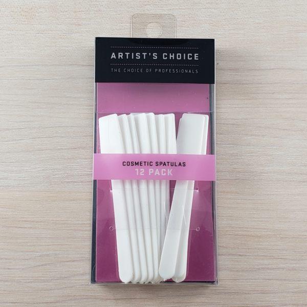 Artists Choice Cosmetic Spatulas