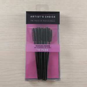 Artists Choice Mascara Wands 12 Pack