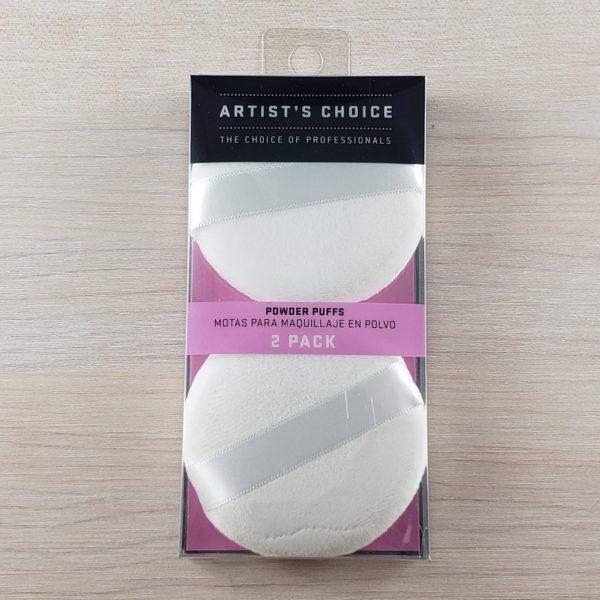 Artists Choice Powder Puffs
