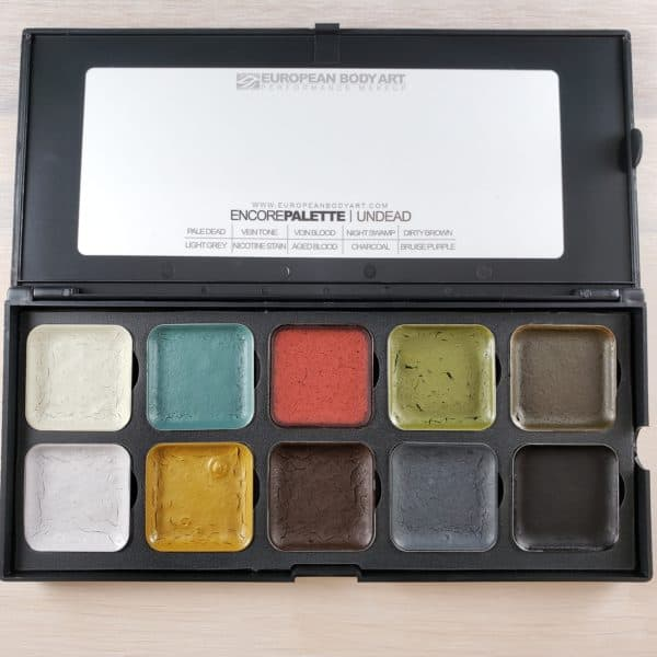 EBA Encore Alcohol Palette - Undead Edition