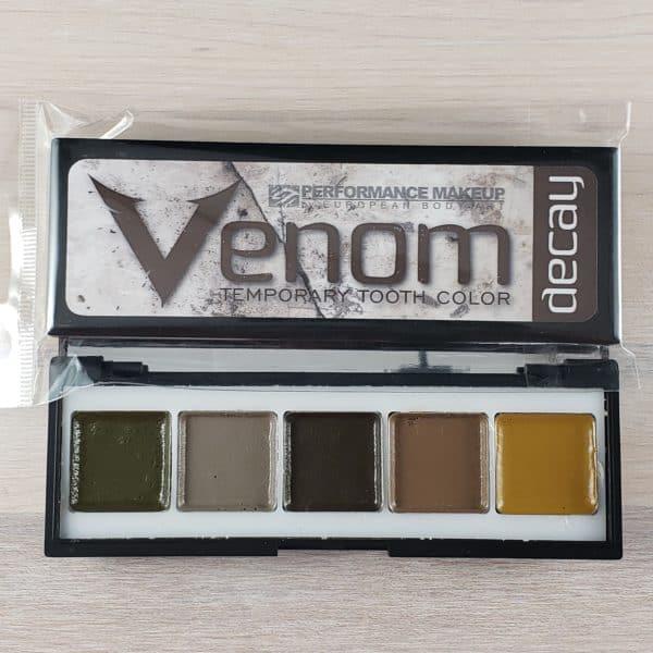 EBA Venom Tooth Palette - Decayed