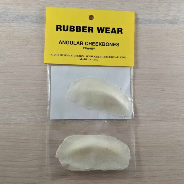 Rubber Wear Angular Cheekbones