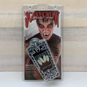 Scarecrow Shredders Double Vampire Fangs