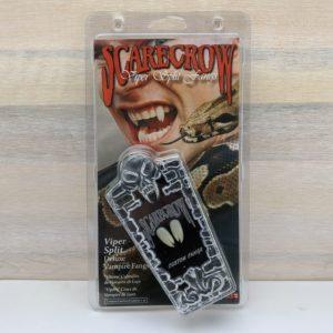 Scarecrow Viper Spllit Vampire Fangs