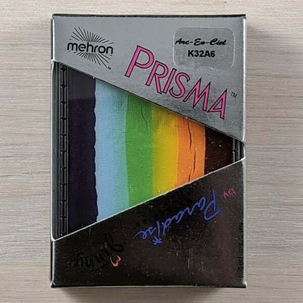 Mehron Paradise Makeup AQ - Prisma Palette