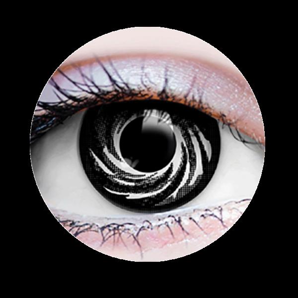 Cosplay Contacts - Mystique 2
