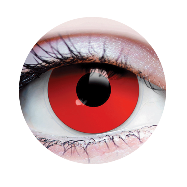 Cosplay Contacts - Evil Eyes