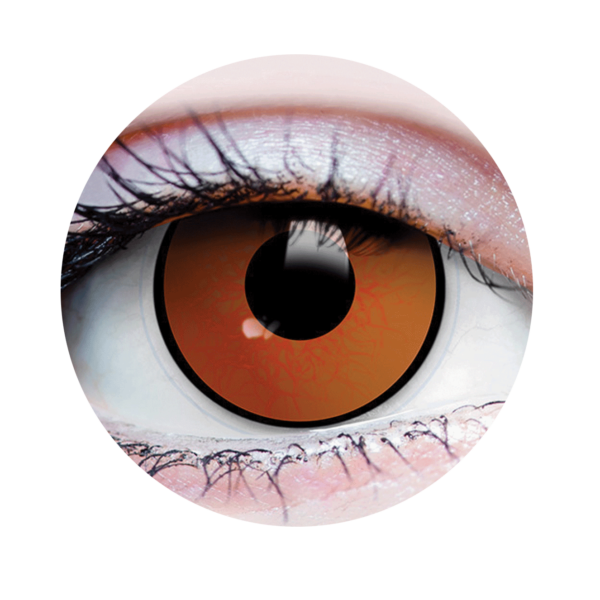 Cosplay Contacts - Owl