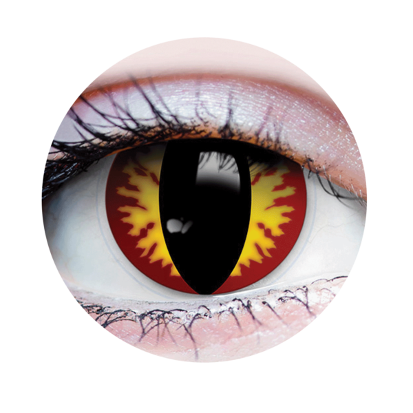 Cosplay Contacts - Dragon