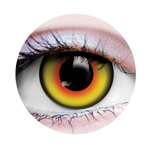 Cosplay Contacts - Mad Hatter