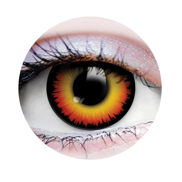Cosplay Contacts - Werewolf 2