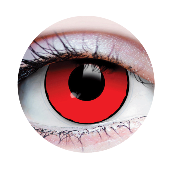 Cosplay Contacts - Blood Eyes