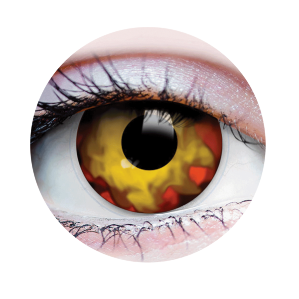 Cosplay Contacts - Walking Dead 1