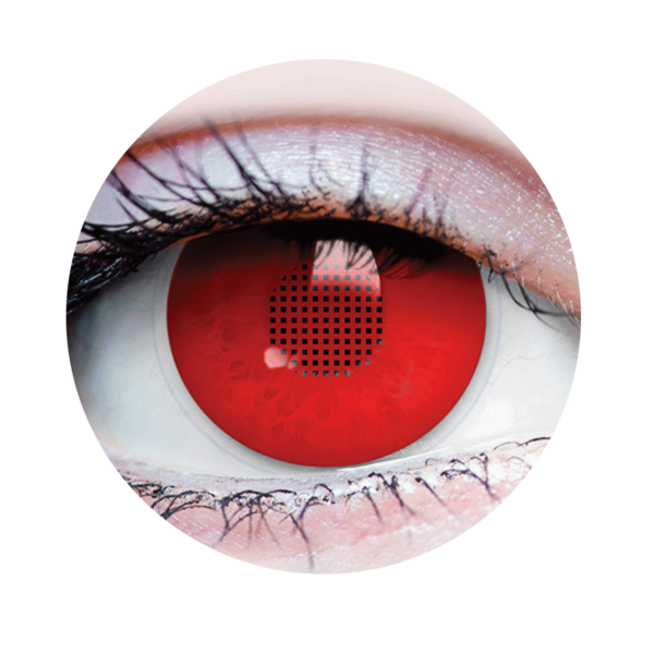 Cosplay Contacts - X-Ray
