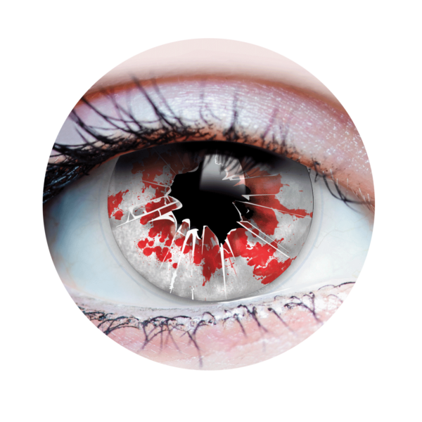 Cosplay Contacts - Shatter