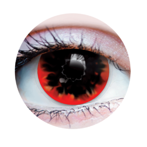 Cosplay Contacts - Torch