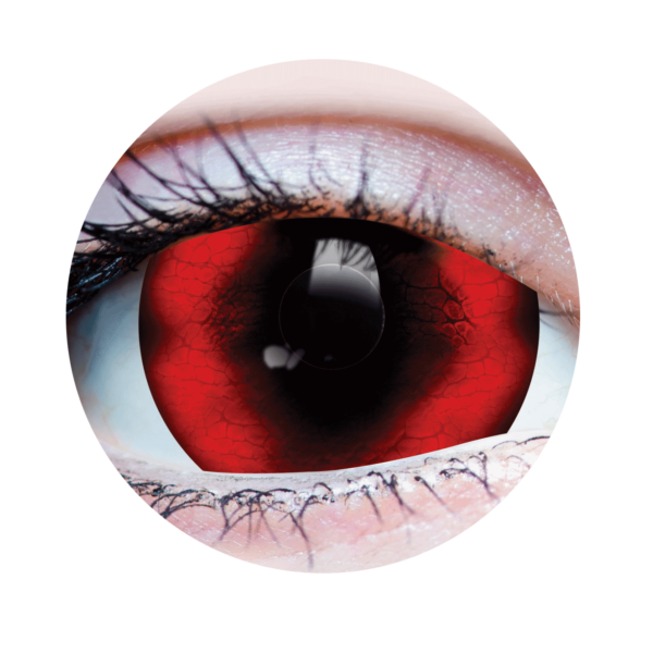 Cosplay Contacts - Reptilian