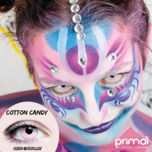 Cosplay Contacts - Cotton Candy