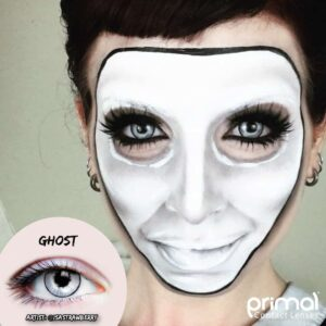 Cosplay Contacts - Ghost