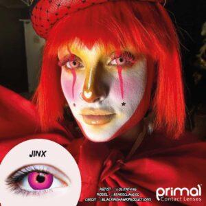 Cosplay Contacts - Jinx