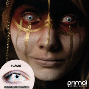 Cosplay Contacts - Plague