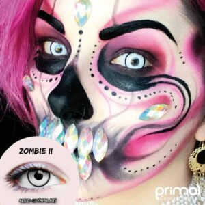 Cosplay Contacts - Zombie 2
