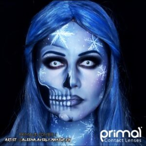 Cosplay Contacts - Zombie 1